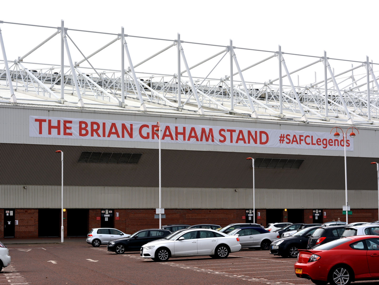 SAFCLegends-Brian-Graham-Stand