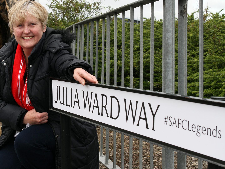 SAFCLegends-Julia-Ward-Way