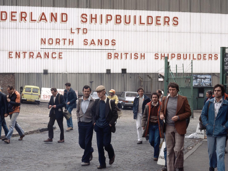 Sunderland Shipyard