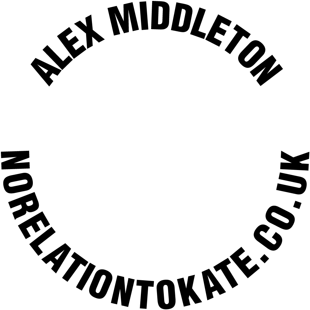 Alex Middleton norelationtokate.co.uk