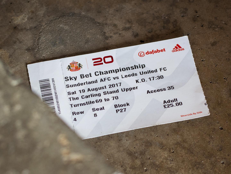 SOL20 Ticket